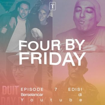 Four By Friday: Berselancar di Youtube.