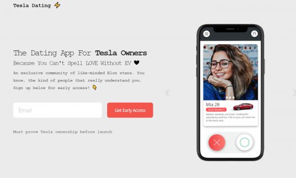 Tesla Dating: Aplikasi Kencan Khusus Pemilik Tesla