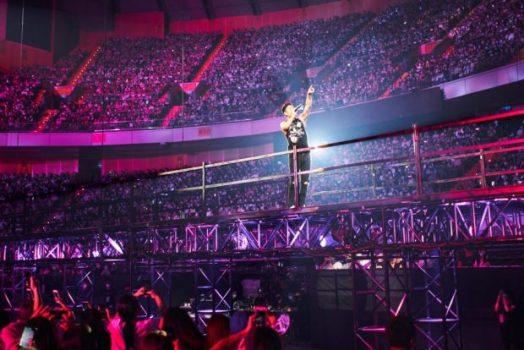 Menengok Konser Musik Kapasitas Besar di Taiwan