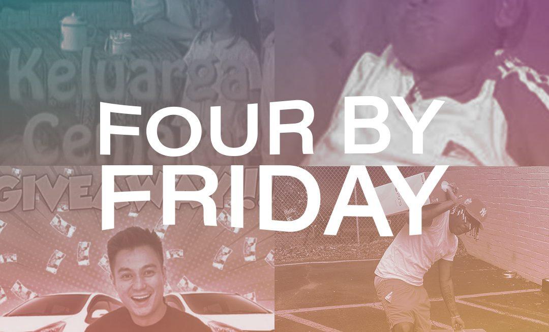 Four By Friday – Ritual Wajib di Akhir Tahun