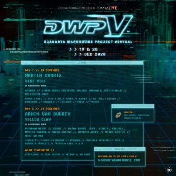 Djakarta Warehouse Project Umumkan Deretan Artis yang Akan Tampil di DWPV 2020