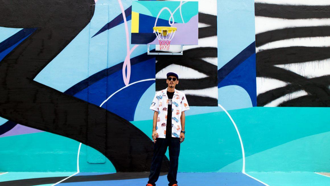 Wadezig! Playground Jadi 'Kanvas' Kedua Mural Stereoflow