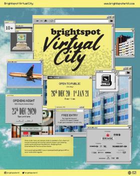 Sajikan Pengalaman Baru, Brightspot Hadir Kembali dengan Konsep Virtual City