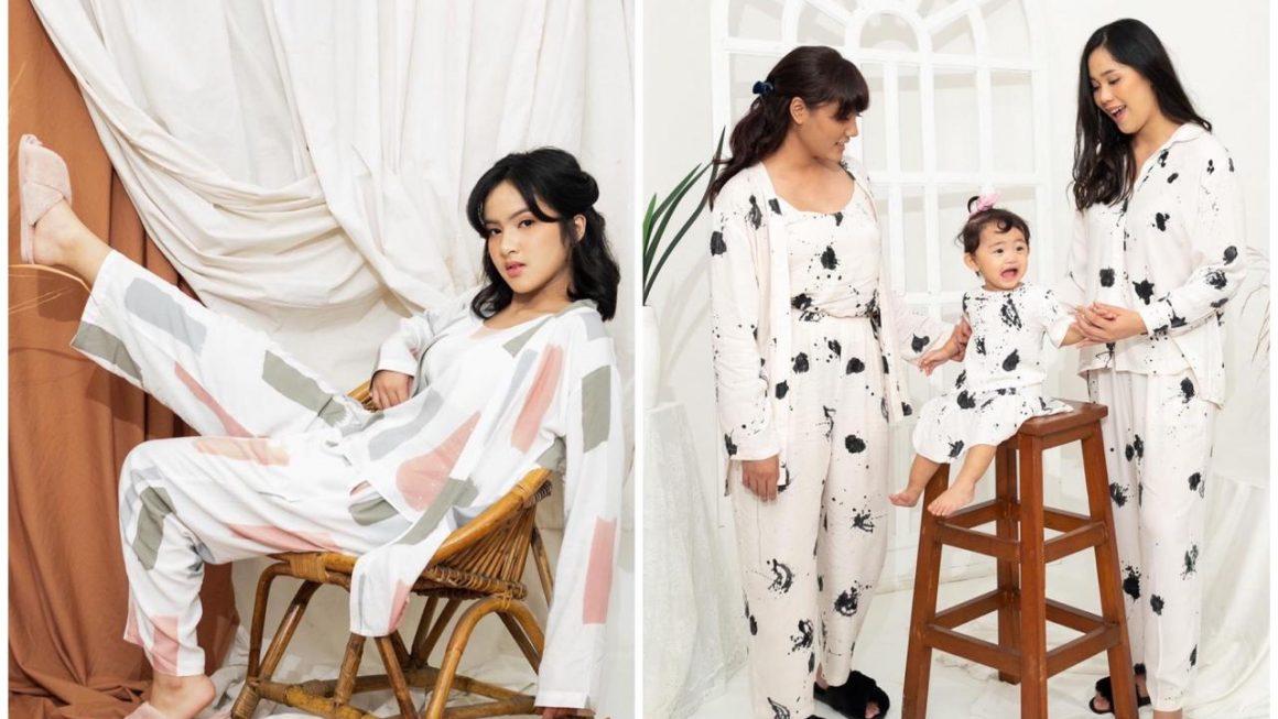 SAANA: Brand Loungewear yang Cocok Untuk Semua Umur