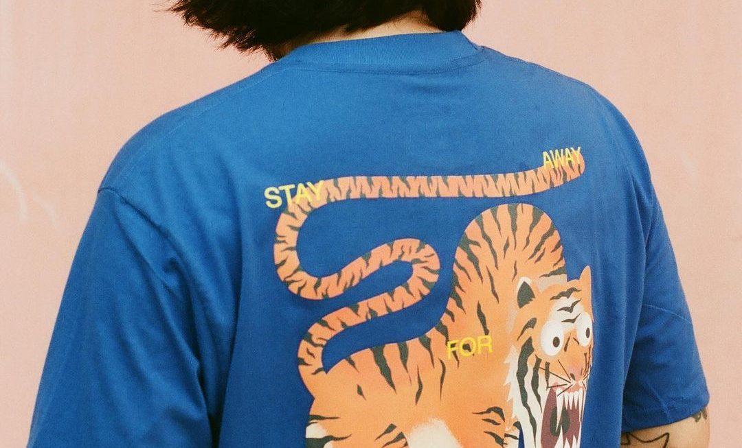 Casual Fan Club Rilis T-Shirt, 100% Keuntungan untuk Punk Pangan